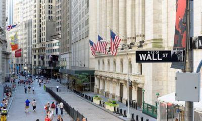Wall Street closes chiefly on types of economic rebound.